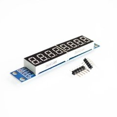 Modulo Display 8 Digitos 7 Segmentos 0.36  Max7219 Nubbeo