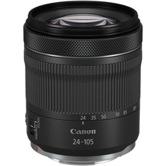 Lente Canon RF 24-105mm f/4-7.1 IS STM Mirrorless