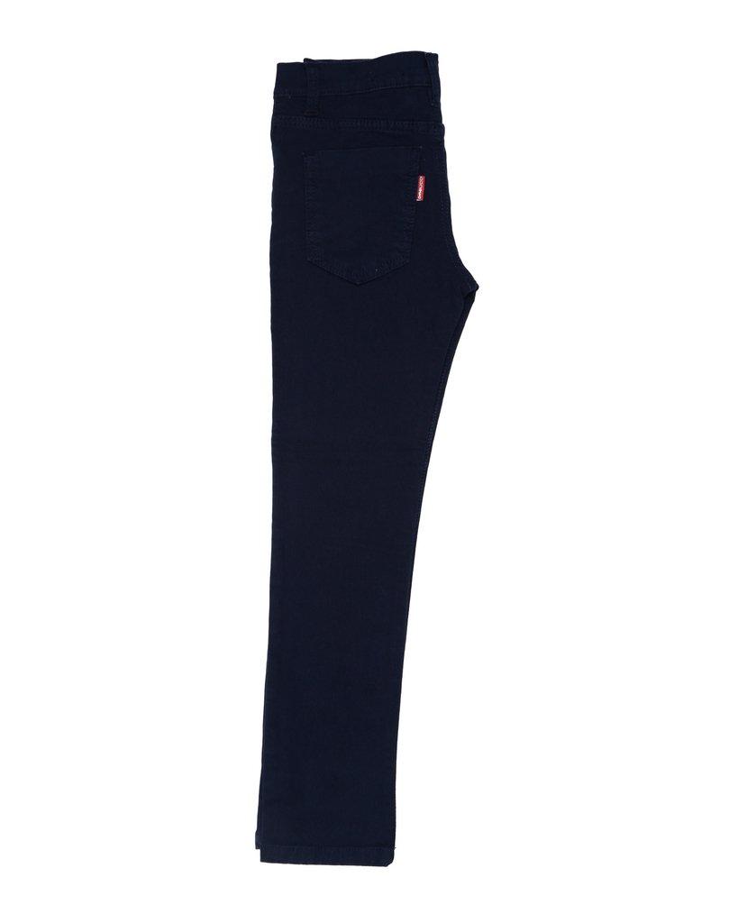 27551 Pantalon De Gabardina Confort Basico Escolar