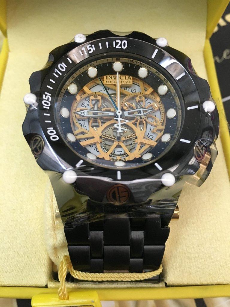 5808ba84d6f INVICTA HYBRID BLACK - Comprar em Gold