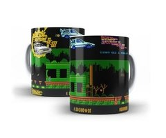 Caneca De Volta Para O Futuro Back To The Future Oferta # 08