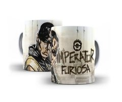 Caneca Mad Max Fury Of Road Furiosa Cinema Filmes Oferta