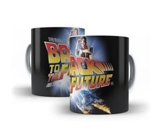 Caneca De Volta Para O Futuro Back To The Future Oferta # 09