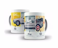 Caneca De Volta Para O Futuro Back To The Future Oferta # 01