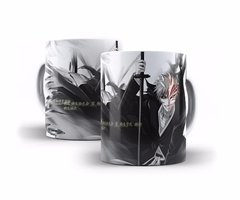 Caneca Bleach Anime Kurosaki Itchigo Hollow Presente Top
