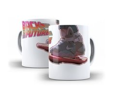 Caneca De Volta Para O Futuro Back To The Future Oferta # 14