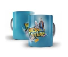 Caneca De Volta Para O Futuro Back To The Future Oferta # 12