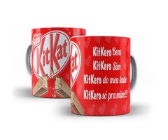 Caneca Chocolate Presente Kit Kat Oferta