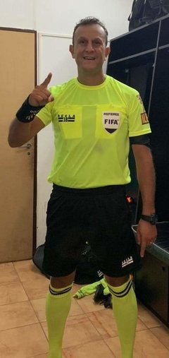 Short Arbitro Regla18 - Referee Store