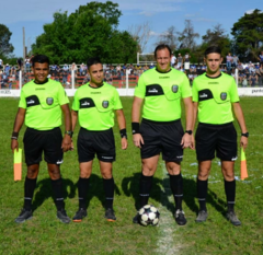 Kit Full Arbitro DIADORA AFA - Referee Store
