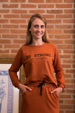 CONJUNTO MOLETOM - BE STRONG - comprar online