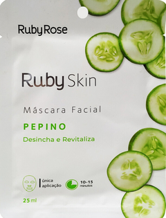Máscara Facial Pepino HB702 - Ruby Rose Skin
