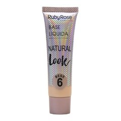 Base Natural Look bege 6 - (HB8051B6)