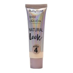 Base Natural Look Nude 4 - (HB8051N4)