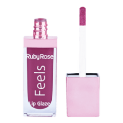 Hb8227-83 Gloss feels lip glaze TONO 83  - Ruby Rose - comprar online