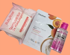 Kit Skin Care Pessego