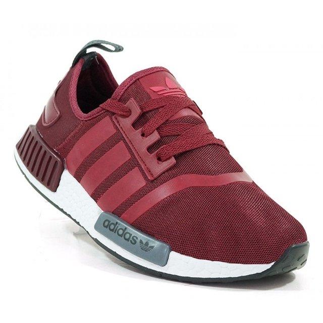 5d781f27cd4 Adidas NMD Vinho - Comprar em Outlet Volcano