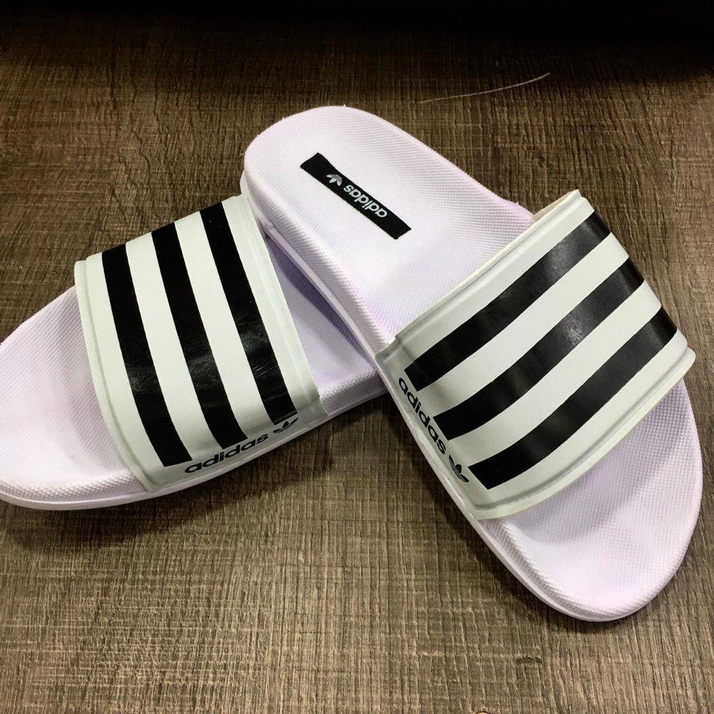 1e39cdec424 Chinelo Adidas Branco - Comprar em Outlet Volcano