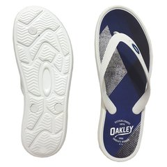 Chinelo Oakley Splash Print na internet