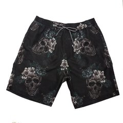 Shorts Pena Flowers
