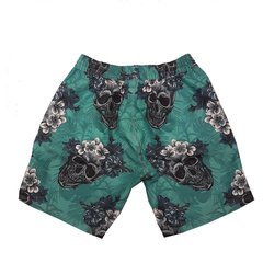 Shorts Pena Flowers - Tunell Store