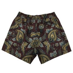 Shorts Pena Paisley - Tunell Store