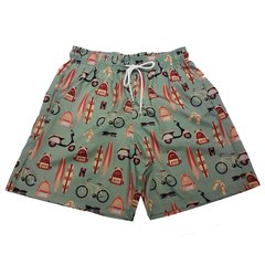 Shorts Mash Icones na internet