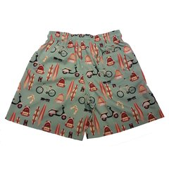 Shorts Mash Icones - Tunell Store