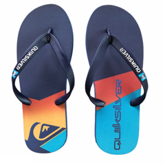 Chinelo Quiksilver Molokai Slash