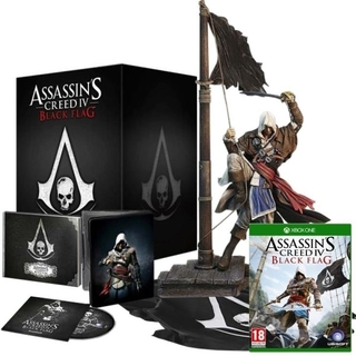 ASSASSINS CREED IV BLACK FLAG LIMITED EDITION XBOX ONE