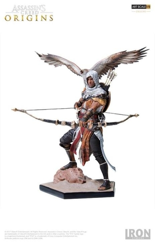 Bayek 1/10 Art Scale Deluxe - Assassins Creed - Iron Studios