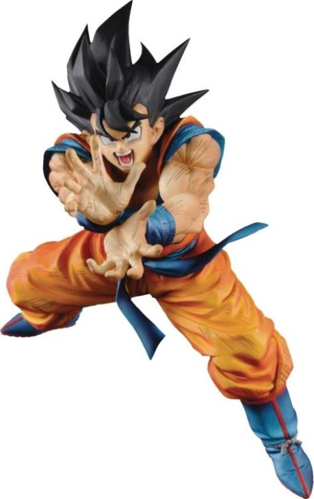 Goku Super Kamehameha - Dragon Ball Z - Banpresto