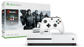 XBOX ONE S 1TB  Bundle GEARS 5
