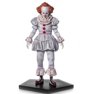 Pennywise (IT) 1/10 Art Scale - Horror Series - Iron Studios