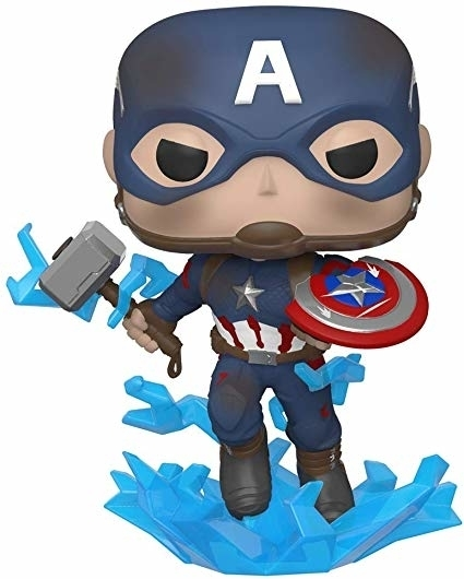 Funko Pop - Vingadores Ultimato: Captain America 573