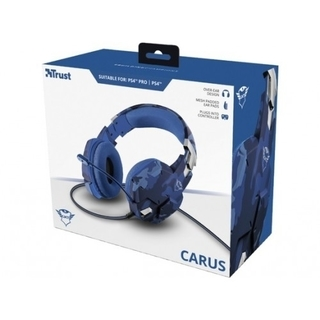 HEADSET GAMER CARUS PS4 - TRUST GXT 322B