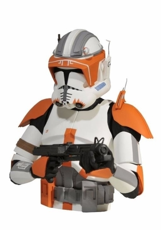 Cofre Star Wars: Commander Cody - Diamond Select