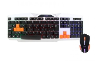COMBO TECLADO + MOUSE GAMER TM300 - OEX