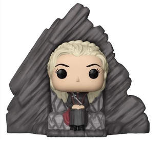 Funko POP - GAME OF THRONES - Daenerys Throne (63)