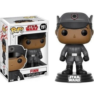 FUNKO POP STAR WARS: FINN IN DISGUISE (191)