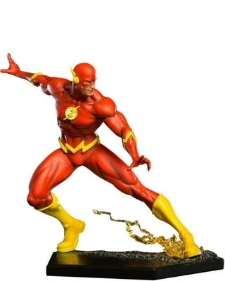 The Flash 1/10 Art Scale - series 3 by Ivan Reis - Iron Studios