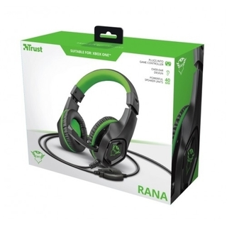 HEADSET GAMER RANA XBOX ONE - TRUST GXT 404G
