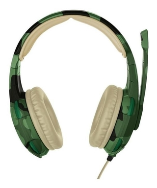 HEADSET GAMER GXT 310C  - JUNGLE