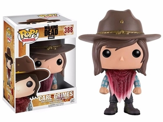 Funko Pop - The Walking Dead: Carl Grimes (388)