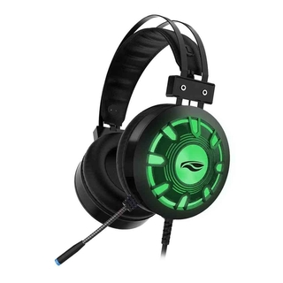 HEADSET GAMER USB 7.1 KESTREL PRETO C3TECH