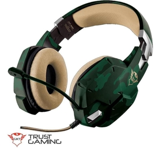 T20865 GXT 322C CARUS GAMING HEADSET JUNGLE CAMO