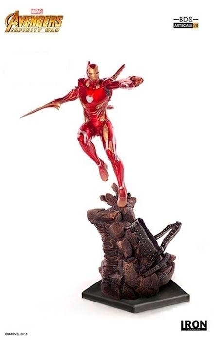Iron Man Mark L 1/10 Art Scale - Infinity War - Iron Studios