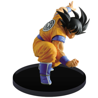SON GOKU - DRAGON BALL Z - SCULTURE BIG BUDOUKAI 7 VOL.4 - Banpresto