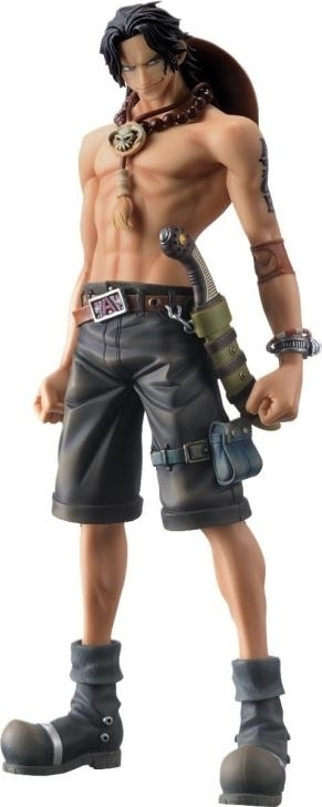 Portgas D. Ace Revival - One Piece - Master Stars Piece - Banpresto