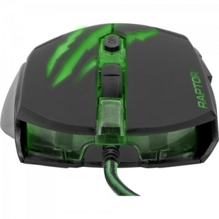 MOUSE GAMER RAPTOR - FORTREK OM801